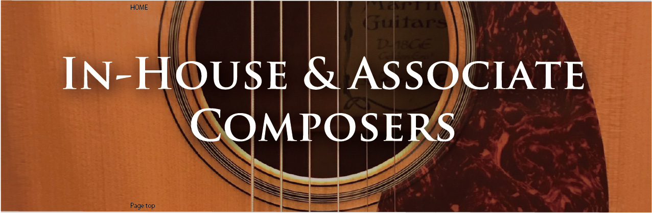 In-House & Associaite Composers