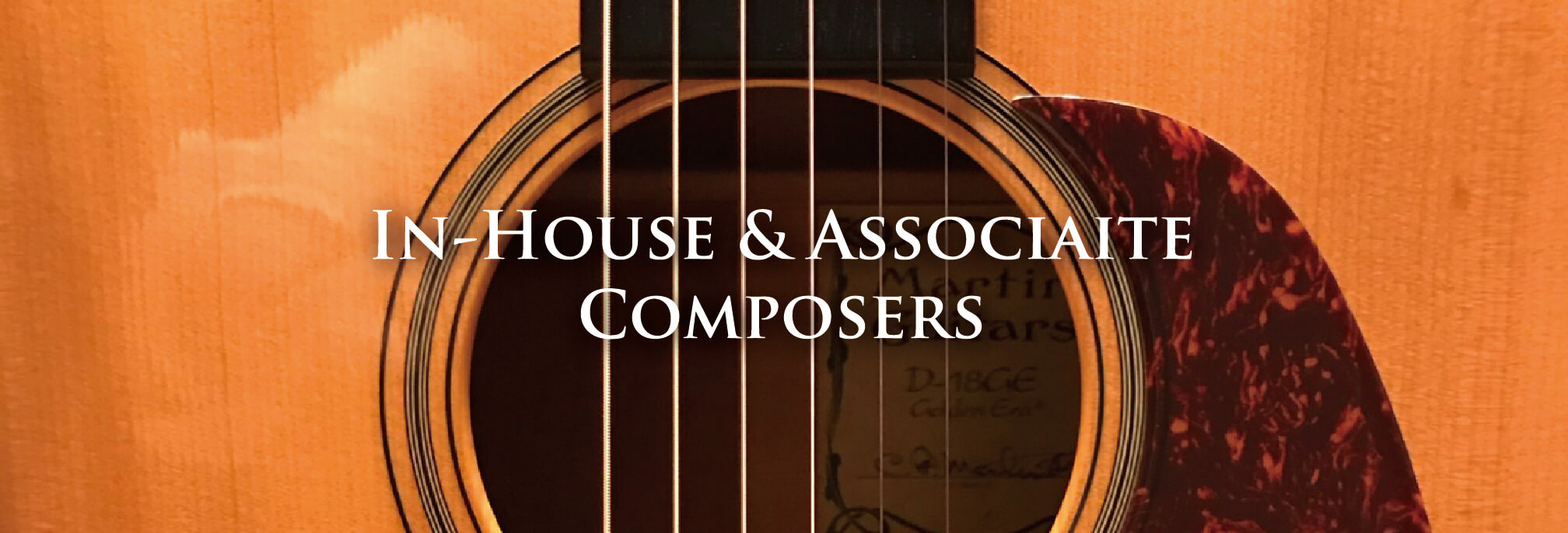 In-House Composers